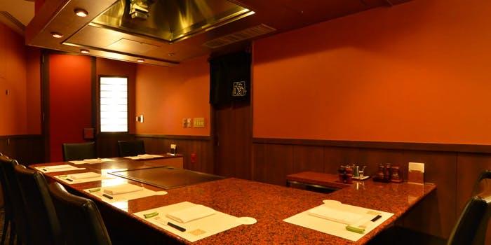 記念日におすすめのレストラン・鉄板焼 七海の写真1