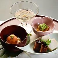 京料理を継承しながら、新たな発想を取り入れた日本料理