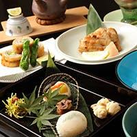 めぐる季節を味わう日本料理