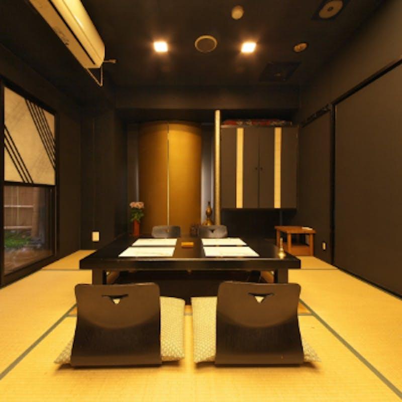 【会席コース竹】八寸5品、お造り、焼魚、焚合せ、揚物など全8品(個室確約・リクエスト予約)