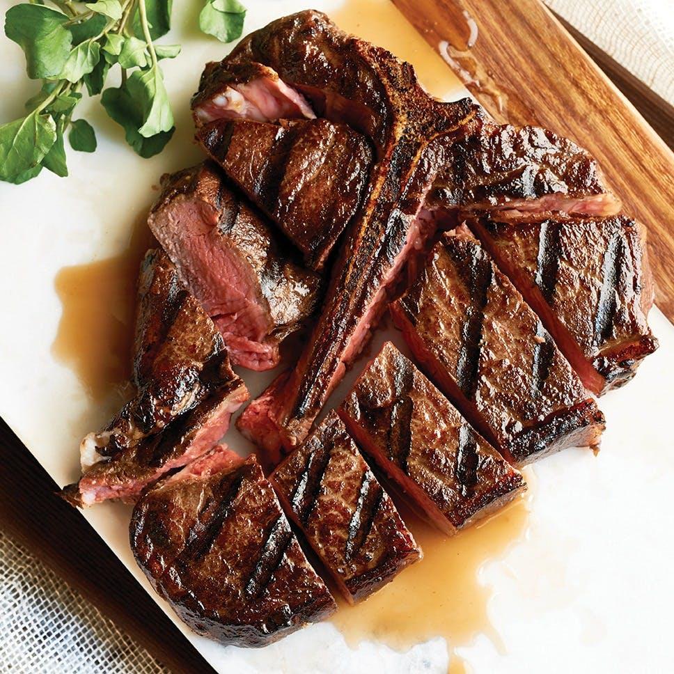 ステーキへのこだわり