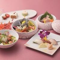 四季折々の旬食材を使用した鮮やかな味わい