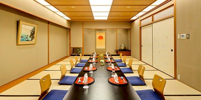 記念日におすすめのレストラン・日本料理 松風/西鉄グランドホテルの写真1