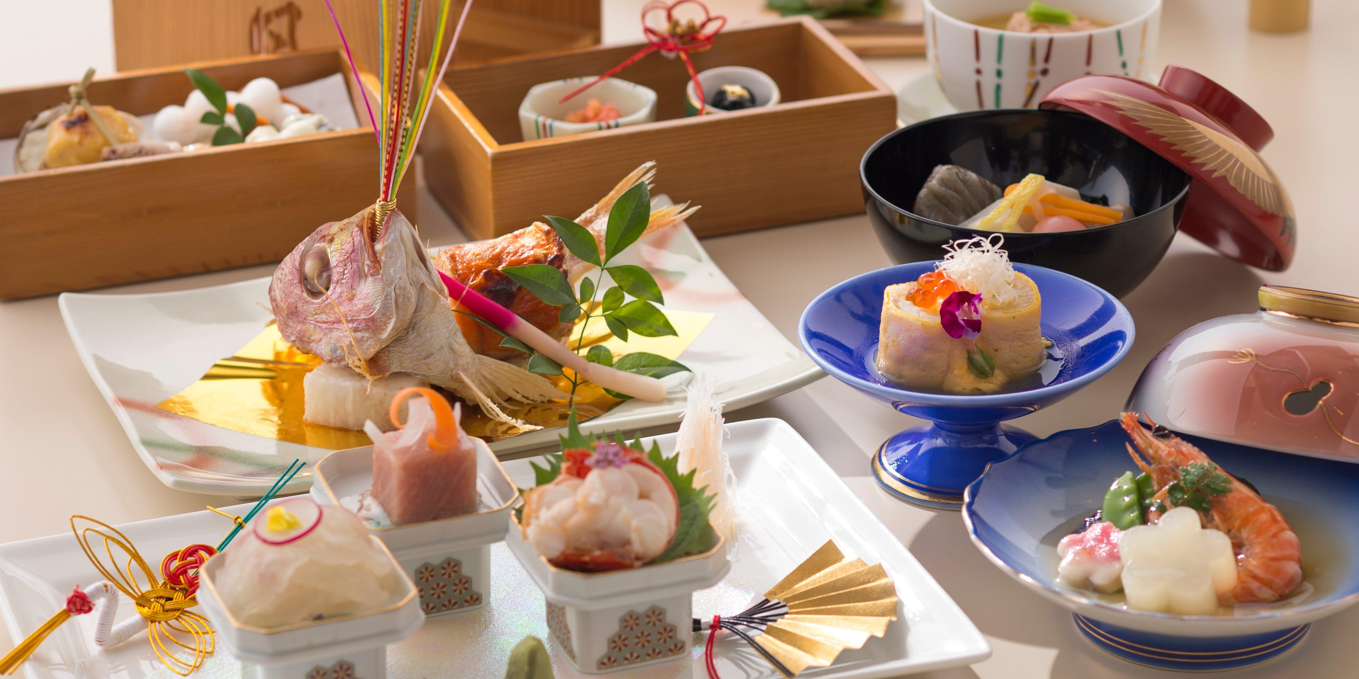 記念日におすすめのレストラン・日本料理 松風/西鉄グランドホテルの写真2