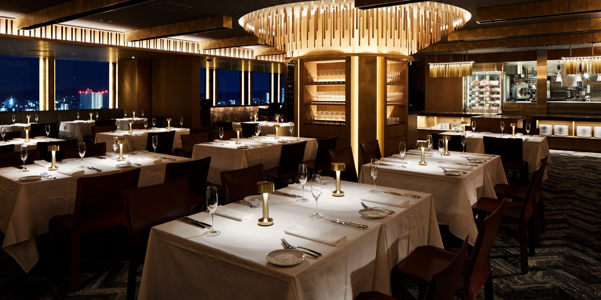 記念日におすすめのレストラン・レッドフランマ/ソラリア西鉄ホテルの写真1