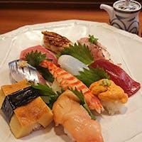絶品の寿司