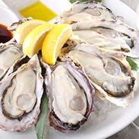 牡蠣専門店ならではの安心・上質な牡蠣料理