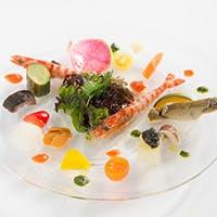 博多の旬、その季節をお皿の上で表現した「感じる食」の発信