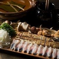 活き鰻を蒸さずに焼く「地焼き」、香ばしさそのままに噛むほどに力強いその味