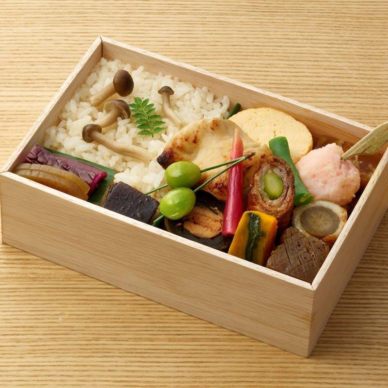 【テイクアウト】料亭浅田のお弁当「桜」(11:00~13:00受取・テイクアウト専用プラン)