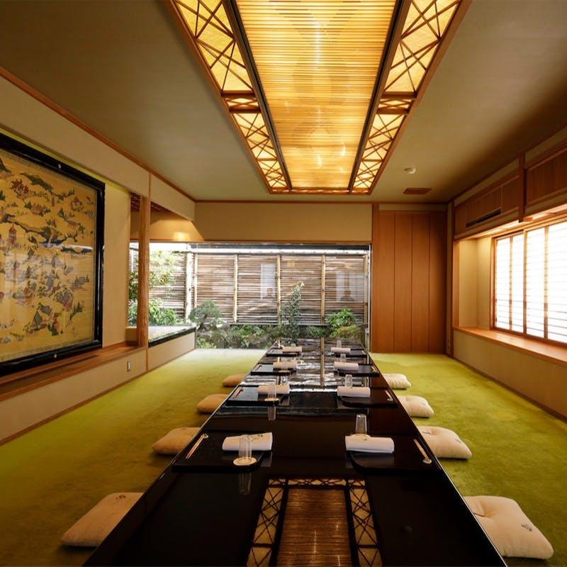 【平日限定:お弁当「洛中」】(完全個室(5名~)・リクエスト予約)