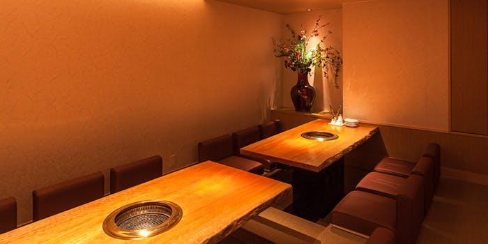記念日におすすめのレストラン・焼肉 いのうえ 吉祥寺の写真1