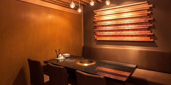 記念日におすすめのレストラン・焼肉 いのうえ 吉祥寺の写真2