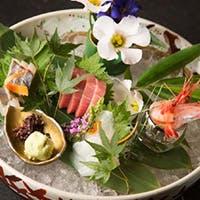 産地直送の鮮魚やお肉、野菜など厳選した食材を使用