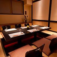 大切なビジネスでの接待・会食に相応しい個室