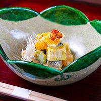 柔軟で独創的な浪速流日本料理