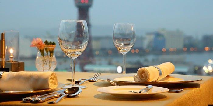 記念日におすすめのレストラン・展望レストラン LAPUTA(ラピュタ)/福岡サンパレスホテル&ホールの写真2