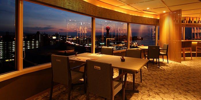 記念日におすすめのレストラン・旬菜和食 銀河/福岡サンパレスホテル&ホールの写真1
