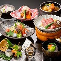加賀・能登の旬の食材と、厳選された地酒