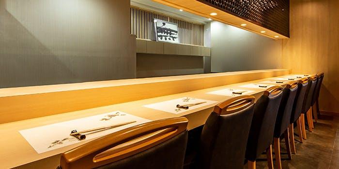 記念日におすすめのレストラン・鮨 おぎ乃の写真1
