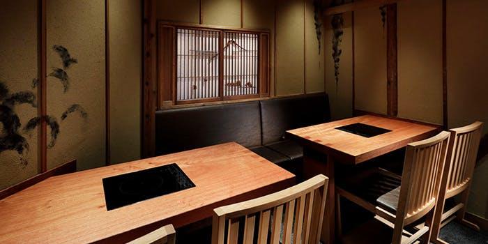 記念日におすすめのレストラン・のどぐろ専門 銀座中俣 はなれの写真1