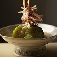 旬の食材のおいしさを「出汁」の力で引き出す和食
