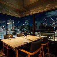 東京の煌びやかな夜景も魅力