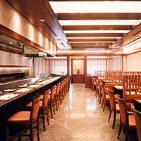 新宿オペラシティ53階の展望レストラン