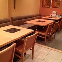 西鉄福岡(天神)駅すぐ 各種宴会に嬉しい個室も完備