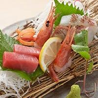 新鮮な高級魚や最高級の牛肉