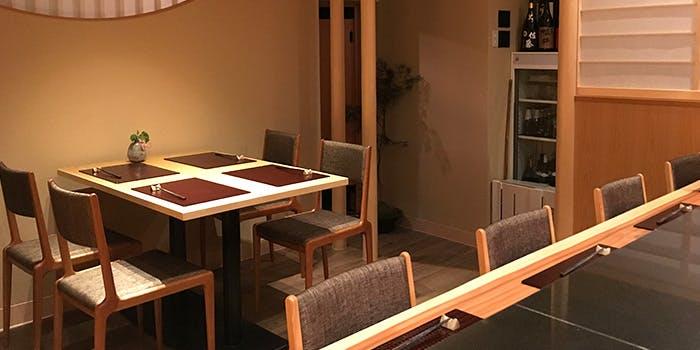 記念日におすすめのレストラン・青山 たか野の写真1