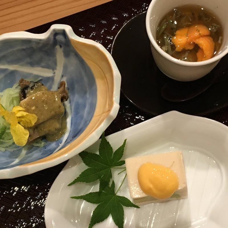 【季節のお任せコース】前菜盛り合わせ・お刺身・焼き物・季節の炊き込みご飯・デザートなど全7品