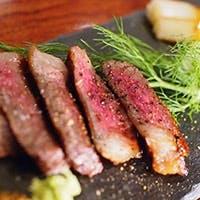 上質な国産食材にこだわった料理の数々
