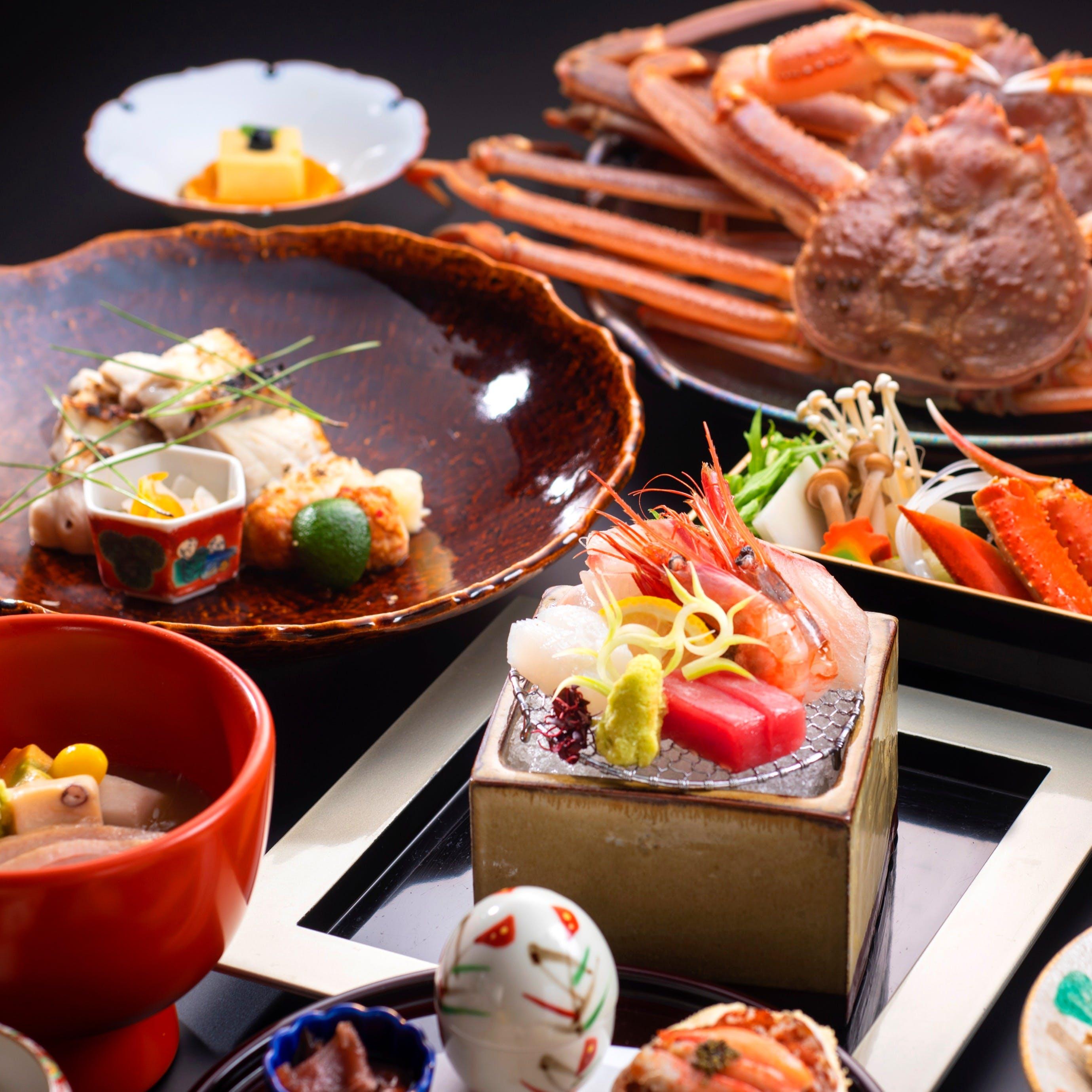 見目美しい上品な日本の味