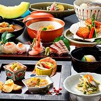伝統の加賀屋料理