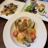 イタリア料理 コニッリオ