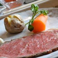 鎌倉山独自の創作料理
