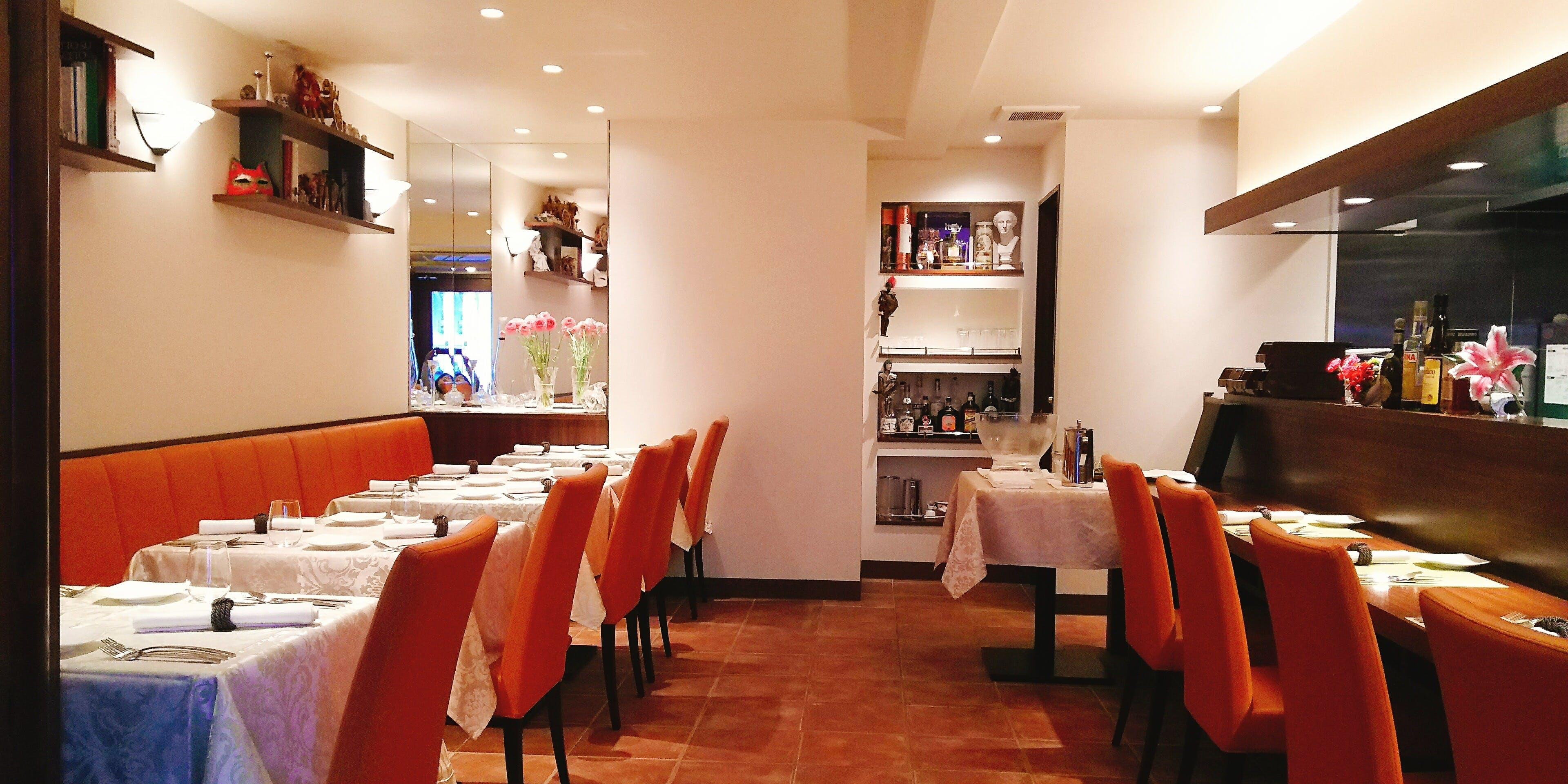 記念日におすすめのレストラン・Ristorante Stefano e Tomokoの写真1