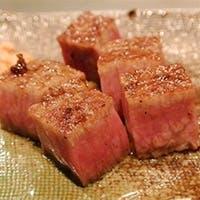贅沢なひと時を楽しめる上質なお肉