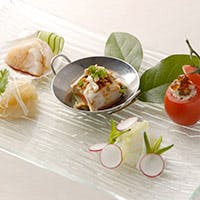 季節を楽しみながら、新たな感覚の中国料理ヌーヴェルシノワを