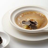 医食同源に基づく中国料理をベースに食文化の粋を昇華させたヌーヴェルシノワ