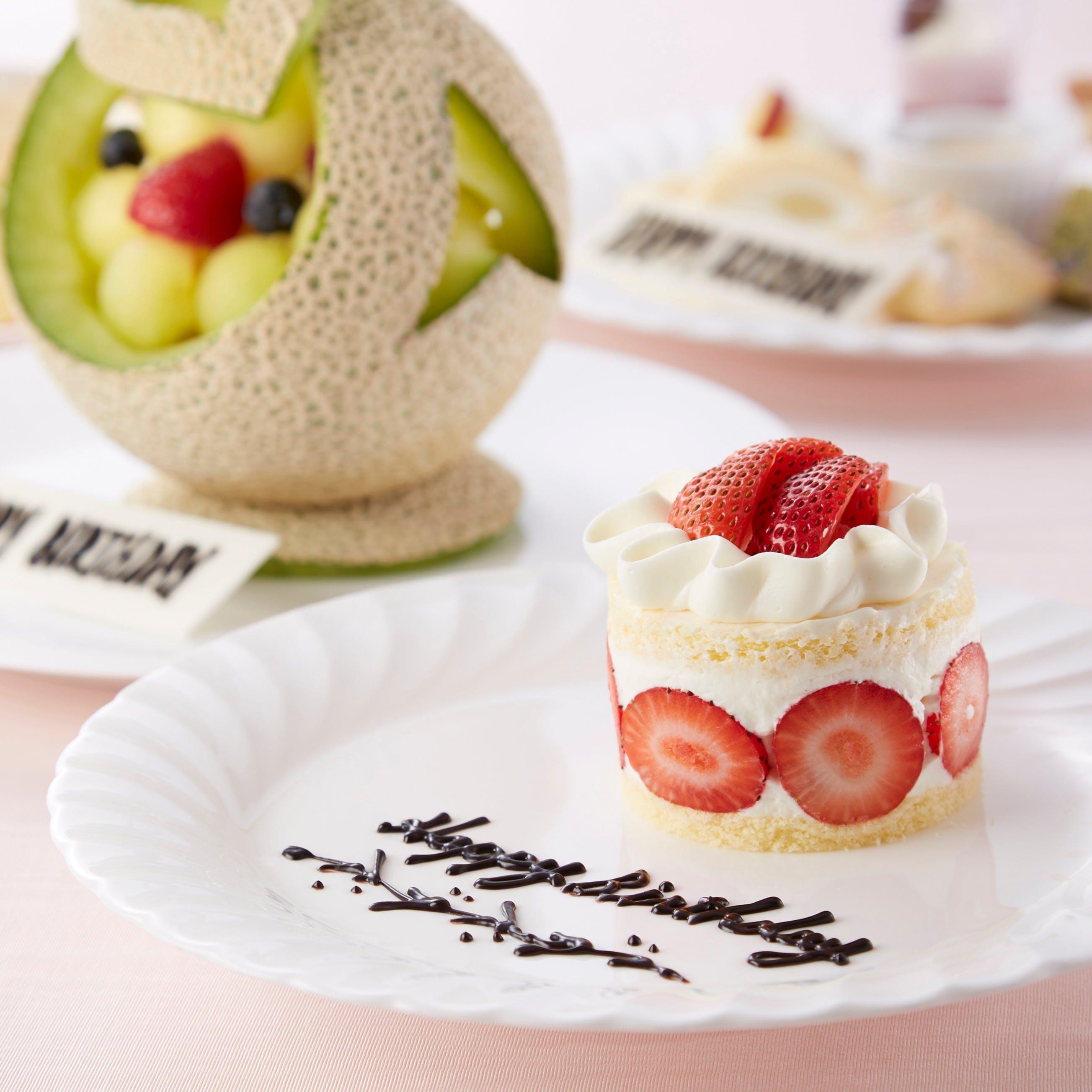 ストロベリーショートケーキ(メッセージ記入可)