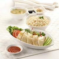 洗練されたシンガポール料理と中国料理の数々