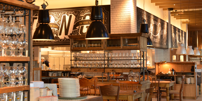 記念日におすすめのレストラン・GATHER@EATINGHOUSEの写真1