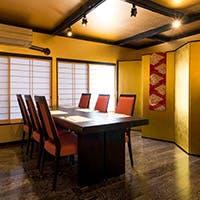 和の趣あふれる上質な空間で楽しむ日本料理