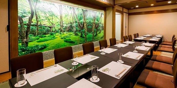 記念日におすすめのレストラン・すき焼き・しゃぶしゃぶ 懐石料理 小豆の写真2