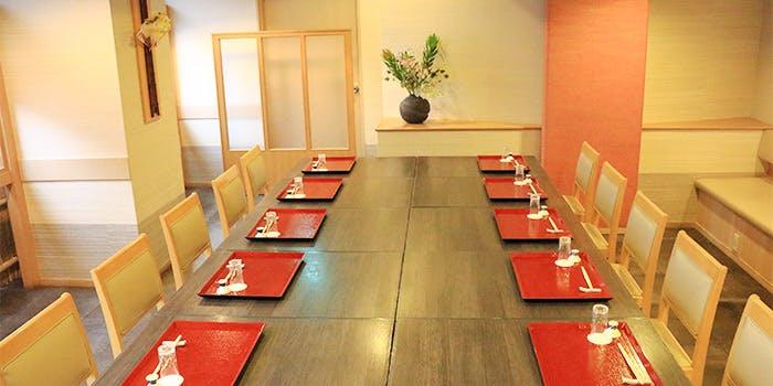 記念日におすすめのレストラン・京都田ごと光悦舗 新宿京王百貨店の写真1