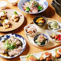 四季折々の旬の食材に、手間ひまかけた京おばんざい