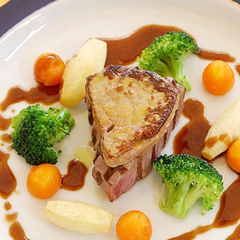 【ディーレランチ】高級食材、旬の食材など全7品
