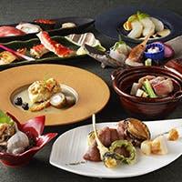 新鮮な北海道産食材と料理長の粋な技が織りなす渾身の一皿